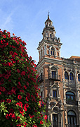 Europe, spain, spanish, seville, sevilla, architecture, tower, towers, FF25,