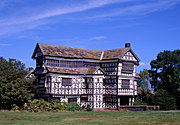Europe, Western Europe, UK, Britain, British Isles, England, United Kingdom, Great Britain, staffordshire, moreton hall, hall, halls, little moreton hall, architecture, AB67,
