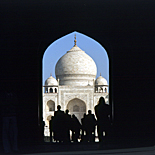 India, architecture, taj mahal, dome, domes, arch, arches, archway, archways, mausoleum, mausoleums, agra, mughal, mughal architecture, marble, tower, towers, AB67,