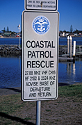Australia, sign, signs, rescue, rescue sign, rescue signs, coastal patrol, coastal patrol sign, patrol, patrols, patrolling, coast, coasts, coastal, coastline, coastlines, forster, nsw, new South Wales.