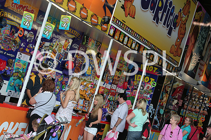 Show Bags For Sale Royal Easter Show 2008 Sydney Nsw Australia