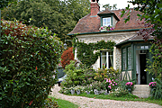 France, giverney, garden, gardens, cottage, cottages, house, houses, housing, cottage garden, cottage gardens