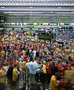 USA, America, United States, United States of America, Stock Exchange, Chicago, illinois, Business, Commerce, Business and commerce, financial institution, financial institutions, share, shares, stock exchange, stock exchanges, stock market, stock markets, stock trader, stock traders, stock trading, trades, trading, trading floor, trading floors, AB67,