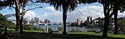 Australia, New South Wales, sydney, architecture, lavender bay, bay, bays, park, parks, tree, trees.