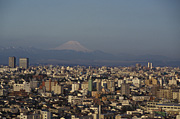 Japan, fuji, mt fuji, mount fuji, mountain, mountains, pollution.