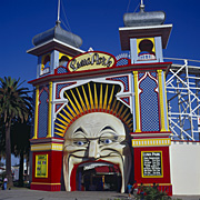 Australia, vic, victoria, melbourne, luna park, fair, fairs, fairground, fairgrounds, fair ground, fair grounds, fairground ride, fairground rides, theme park, theme parks, amusement, amusement ride, amusement rides, amusement park, amusement parks, fun spot, fun spots, fun park, fun parks.