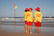 Australia, New South Wales, sydney, manly, manly beach, beach, beaches, coast, coasts, coastline, coastlines, lifeguard, lifeguards, occupation, occupations, flag, flags, RDEO81,