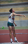 Australia, New South Wales, sydney, Sport pictures, Sports, track, track and field, athlete, athletes, athletics, shot put.