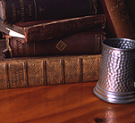 Book, books, paper, paper, old, early, old, tankard, tankards, stein, steins.