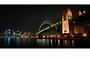 Australia, New South Wales, Sydney, Architecture, arch, arches, archway, archways, Sydney Harbour Bridge, Sydney Harbor Bridge, harbour bridge, bridge, bridges, mood, mood scene, mood scenes.