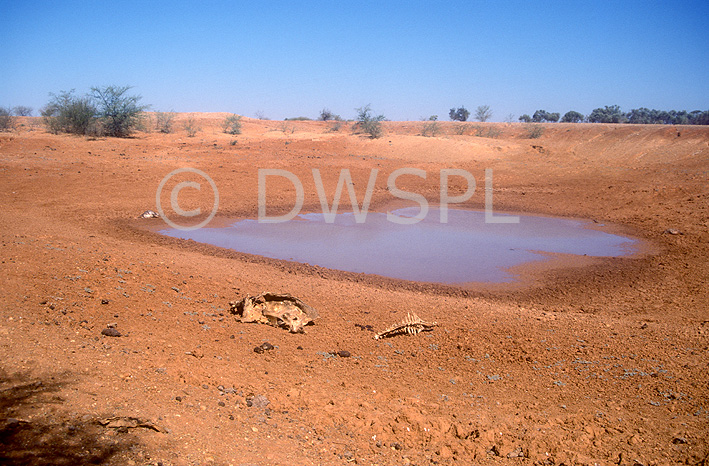 Australian Desert Natural Disasters