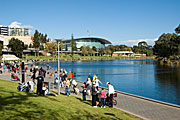 Australia, sa, RSPCA, south australia, adelaide, elder park, torrens, torrens river, river torrens, charity, charities, dog, dogs, domestic, domestic dog, domestic dogs, million paws, million paws walk, people, river, rivers, torrens, torrens river, river torrens.