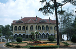 Vietnam, architecture, french, building, buildings, french architecture, house, houses, governor, governors, dalat.