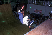 Sport pictures, Sports, skateboard, skateboards, skateboarding, skateboard rider, skateboard riders, teenager, teenagers, adolescent, adolescents, male, males, teenage boy, teenage boys, indoors, rink, rinks.