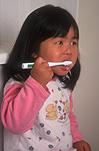 People, child, children, toddler, toddlers, pyjamas, nightwear, sleepwear, female, females, girl, girls, asian, asians, asian people, asian child, asian children, teeth, clean teeth, cleans teeth, cleaning teeth, teeth, dental, dental hygiene, dental care, brush, brushes, brushing teeth, toothbrush, toothbrushes, tooth brush, tooth brushes, brushing teeth, child brushing teeth, children brushing teeth, Australia, Sport pictures, Sports, balloon images, hot air balloons