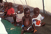 Africa, African, Africans, Civil War, Civil Wars, Rwanda, Rwandan, Rwandan Civil War, Rwandan Refugee Camp, Rwandan Refugee Camps, Refugee Camp, Refugee Camps, Refugee, Refugees, people, child, children, orphan, orphans, orphaned, JRH24,