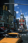 USA, America, united states, united states of america, times square, traffic, taxi, taxis, taxi cab, taxi cabs, cab, cabs, car, cars, vehicle, vehicles, motor vehicle, motor vehicles, FF25,