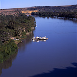 Australia, south australia, sa, walker flat, river, rivers, murray river, murray, ferry, ferries, car ferry, car ferries, water, DFF, DFFWATERRES.