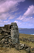 Chile, easter island, cloud, clouds.