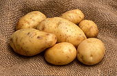 Vegetable, vegetables, potato, potatoes, Food, Solanaceae, Solanum, Solanum tuberosum, tuberosum.