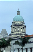 Singapore, architecture, dome, domes, building, buildings, city, cities, court, courts, supreme court, supreme courts.