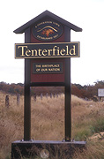 Australia, New South Wales, tenterfield, sign, signs, federation, town, towns, town sign, town signs.