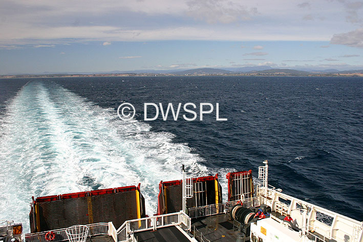 stock photo image: Australia, transport, transportation, vehicle, vehicles, ferry, ferries, boat, boats, ship, ships, shipping, vessel, vessels, Spirit of Tasmania, ferry, ferries, passenger ferry, passenger ferries.