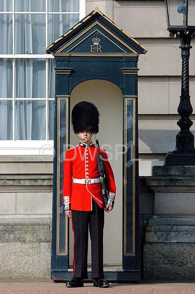 Queens Guard, Buckingham Palace, London, England, United ... |Buckingham Palace Guards Hats