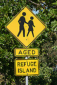 Australia, sign, signs, nursing home, nursing homes, qld, brighton.